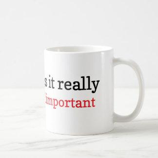 Is it really !important mug