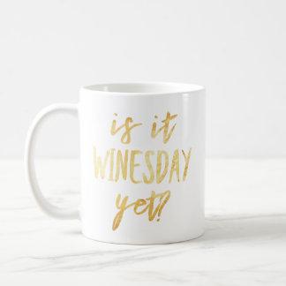 Is It Winesday Yet? Mug