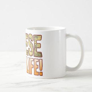 Is My Life Blue Cheese Coffee Mug