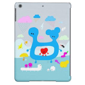 IS raining again, in umbrella land. iPad Air Case