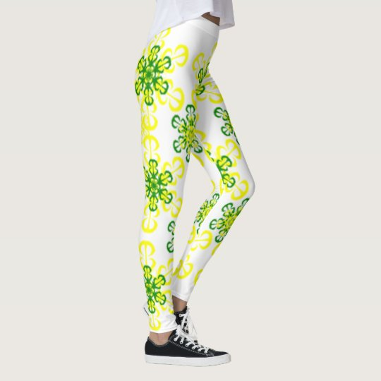 Is Spring Here Leggings