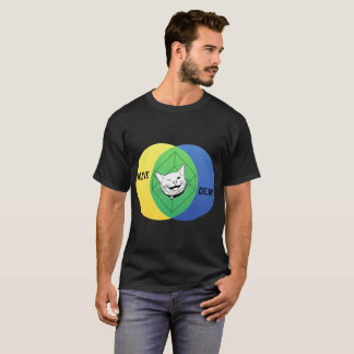 Is The Cat Live, Death Or Both? T-Shirt