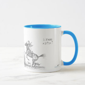 """""""Is There a Ditch"""" JudeToo LB23 mug"""