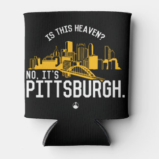 Is This Heaven? No, It's Pittsburgh. Can Cooler