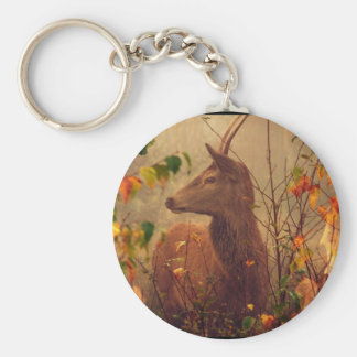 Is tickled pink O my Hind (François Ville) Keychain