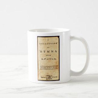 Isaac Watt's mug
