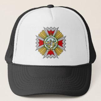 Isabel the Catholic Star (Spain) Trucker Hat