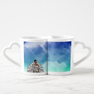Isabella in the Clouds Coffee Mug Set