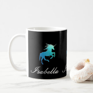 Isabella name - choose your color coffee mug