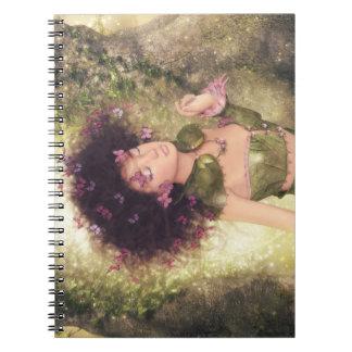 Isabelle Elf Notebook