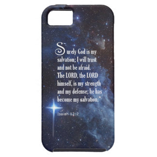 Isaiah 12:2 iPhone 5 cover