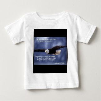 Isaiah 40:31 baby T-Shirt