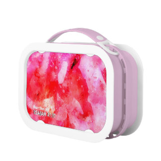 Isaiah 41 10 I Will Strengthen Lunch Box