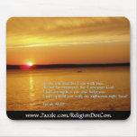 Isaiah 41:10  Sunset