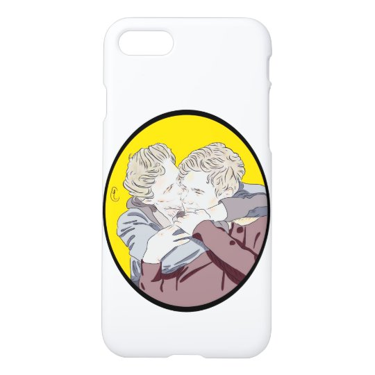 Isak and Even iPhone 7 Case