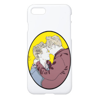 Isak and Even iPhone 8/7 Case