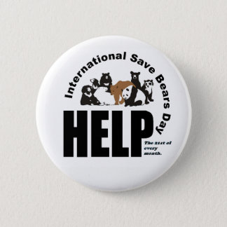 isbd all bears 2 inch round button