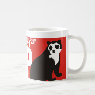 ISBD ANDEAN BEAR HELP COFFEE MUG