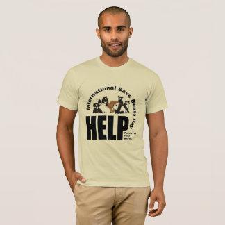 ISBD HELP T-Shirt