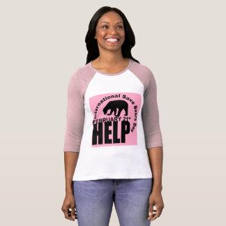 ISBD LOGO PINK T-Shirt