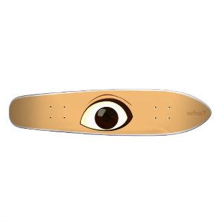 isee u custom skate board