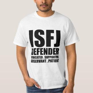 ISFJ Defender Introvert T Shirt
