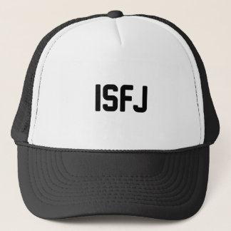 ISFJ TRUCKER HAT