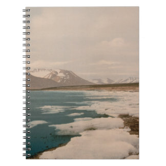 Isfjorden, Svalbard, Norway Notebooks