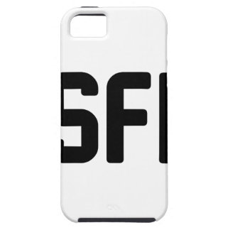 ISFP iPhone 5 COVER