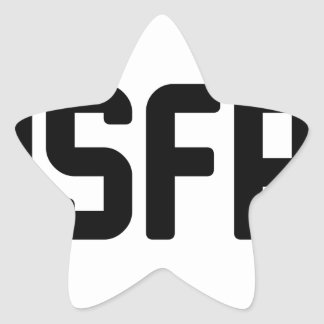 ISFP STAR STICKER