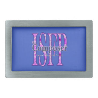 ISFP theComposer Belt Buckles