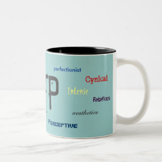 ISFP Two-Tone COFFEE MUG