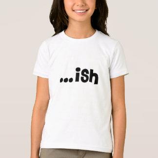 ...ish shirt for girls