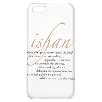 Ishan iPhone 5C Cover
