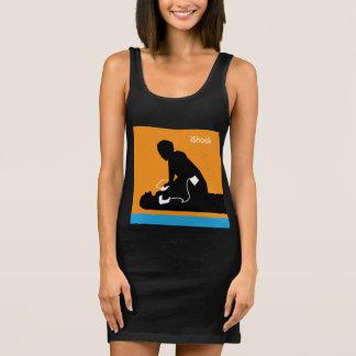 iShock Sleeveless Dress