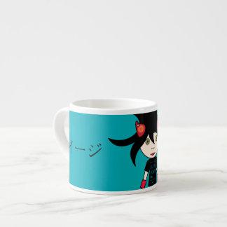Isi Li espresso head action Espresso Cup