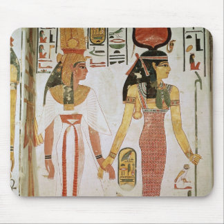 Isis and Nefertari Mouse Pad