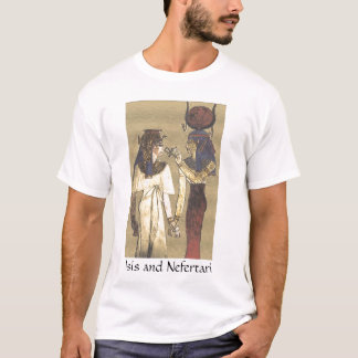 Isis and Nefertari T-Shirt