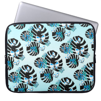 Isla Tropicana (island paradise blue) Laptop Sleeve