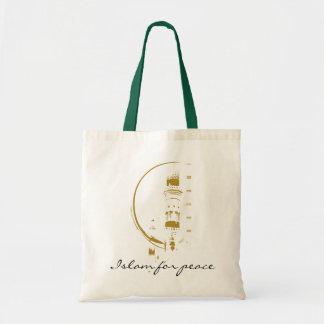 Islam for peace Bag