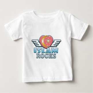 Islam Rocks Baby T-Shirt