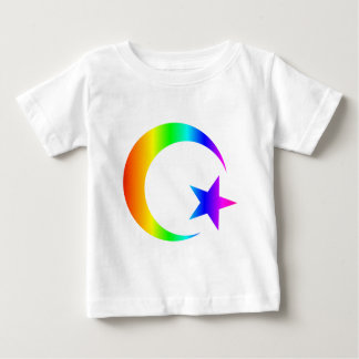 Islam Star And Crescent Baby T-Shirt