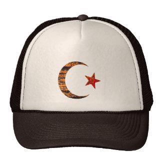 Islam-Zebra Trucker Hat