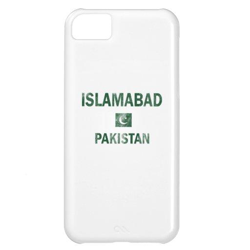Islamabad Pakistan Designs iPhone 5C Covers