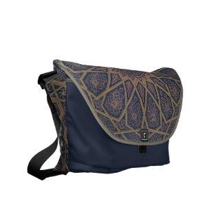 Islamic Art Print Commuter Bags