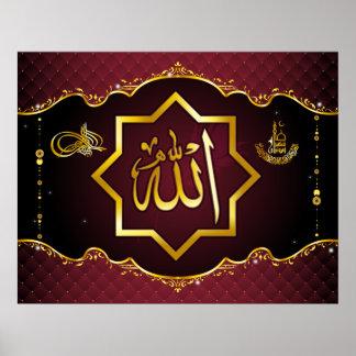 Islamic Beauty Poster