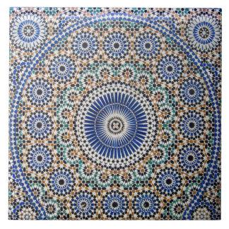 Islamic Mosaic Art Ceramic Photo Tile