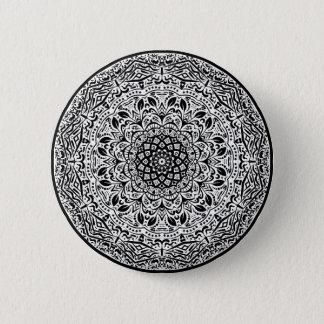 Islamic Pattern 2 Inch Round Button