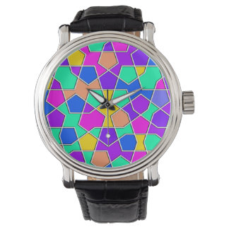 islamic religious geometric decoration pattern bac watches