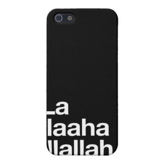 Islamic Shahada in English Cover For iPhone 5/5S
